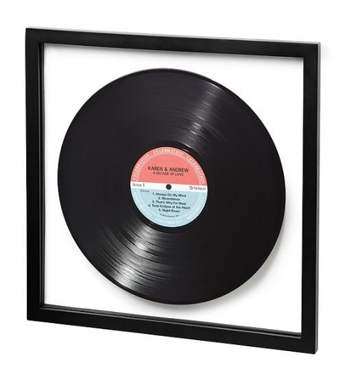 Get your own record with out a signing with a label with this custom LP